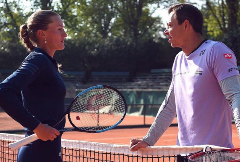 Sascha Bajin termina ligação com Mladenovic e a francesa lamenta: «Tínhamos muito para alcançar juntos»