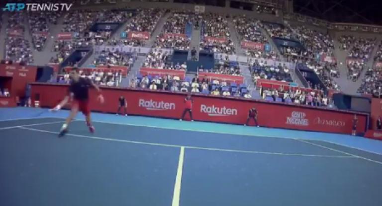 [VÍDEO] O quão bem está a jogar Djokovic em Tóquio? Este vídeo explica