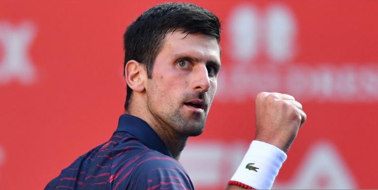 Novak Djokovic arrasa em Tóquio e conquista quarto título de 2019
