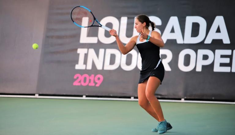 Francisca Jorge na sua terceira final seguida em Lousada