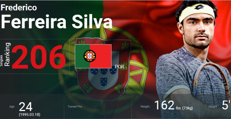 Frederico Silva bate recorde pessoal e está à porta do top 200