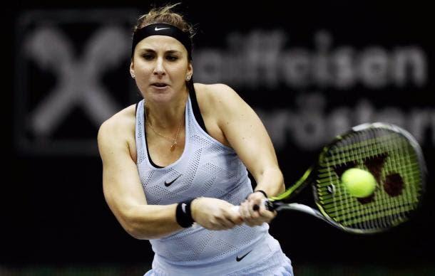 Belinda Bencic perde em Linz e compromete WTA Finals
