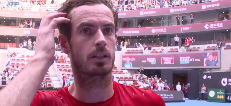 Murray após bater Berrettini: «Não ter dores torna o ténis bem mais divertido»