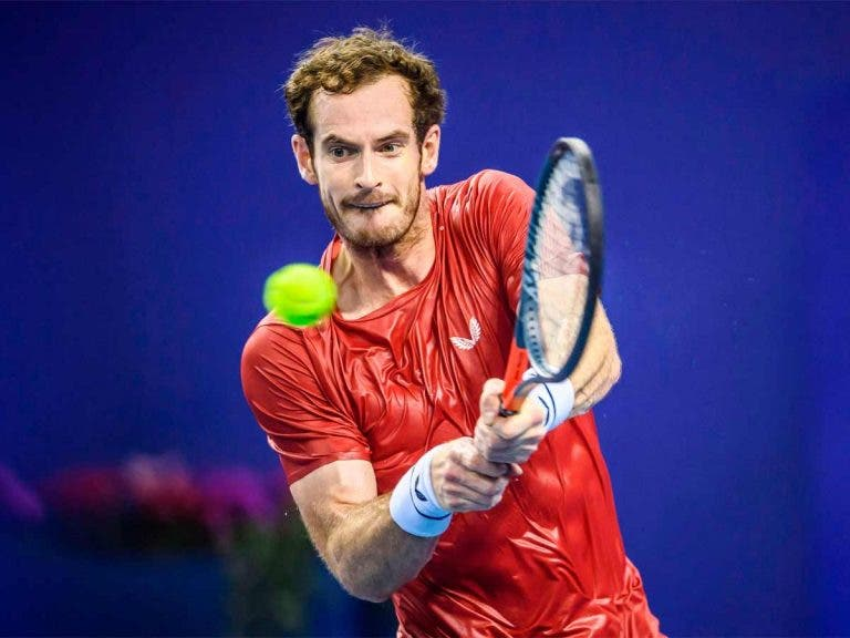 Murray feliz com vitória em Pequim: «O Norrie ganha-me sempre nos treinos»