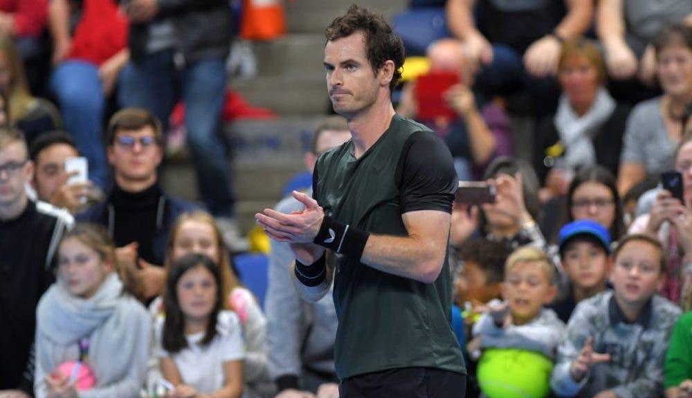 Murray confiante: «Se jogar desta forma tenho hipóteses de ganhar o torneio»