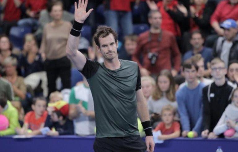 Rusedski: «Não acredito que o Murray ganhou um título com uma anca de metal!»
