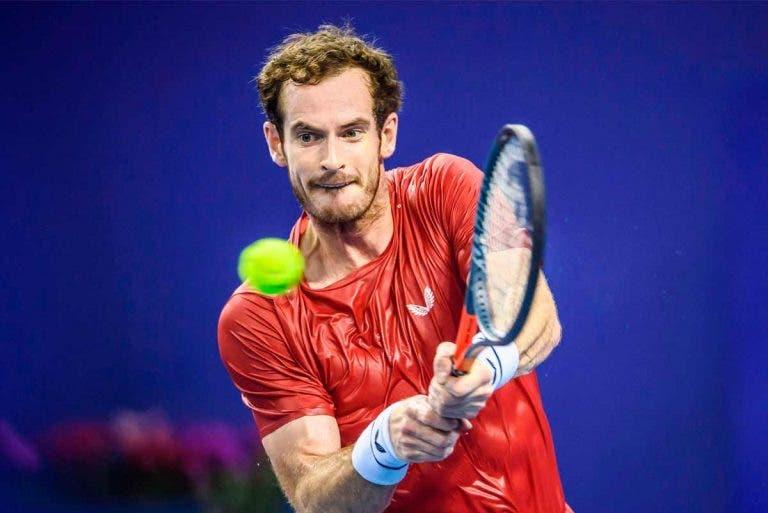 Murray: «Mudar o nome da Margaret Court Arena é algo que o ténis deve considerar»