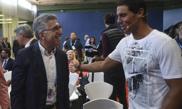 Faleceu um dos 'pais' do ténis espanhol