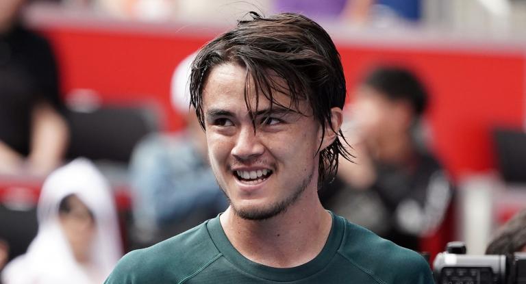 ATP 500 de Tóquio vai ter um finalista totalmente inesperado