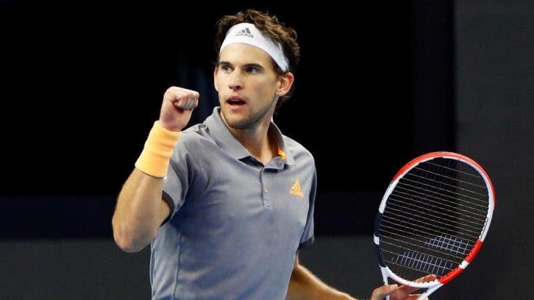 Conhecido o sorteio do ATP 500 de Viena com primeiras rondas de luxo