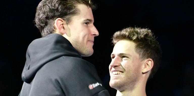 Schwartzman e Thiem aprovam paragem do circuito: «É a melhor decisão da ATP Tour»