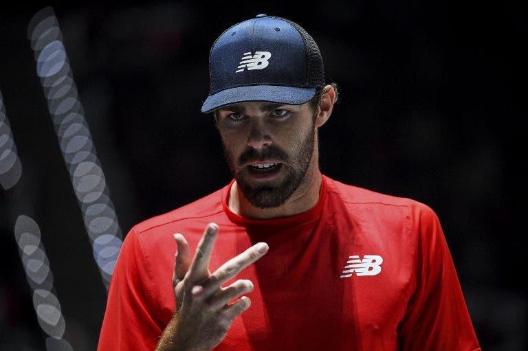Opelka rendido a Piqué: «Era como se Kobe Bryant quisesse investir no ténis»