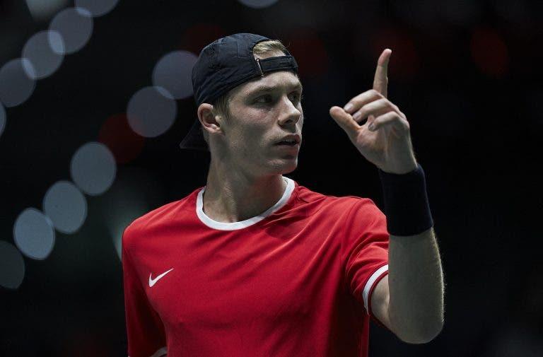 A um dia da estreia da ATP Cup, Shapovalov atira: «Não faz sentido jogar-se dois mundias seguidos»