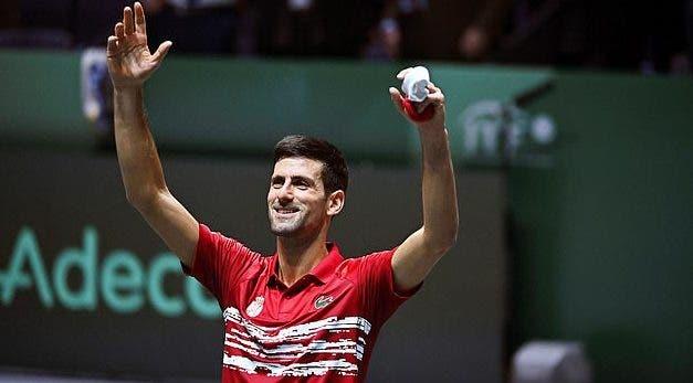 Djokovic vence, apura Sérvia e evita duelo com Espanha de Nadal nos quartos de final