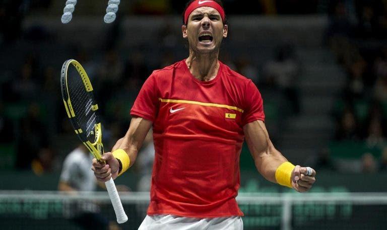 Espanha ganha mais de TRÊS MILHÕES de euros após vitória na Taça Davis