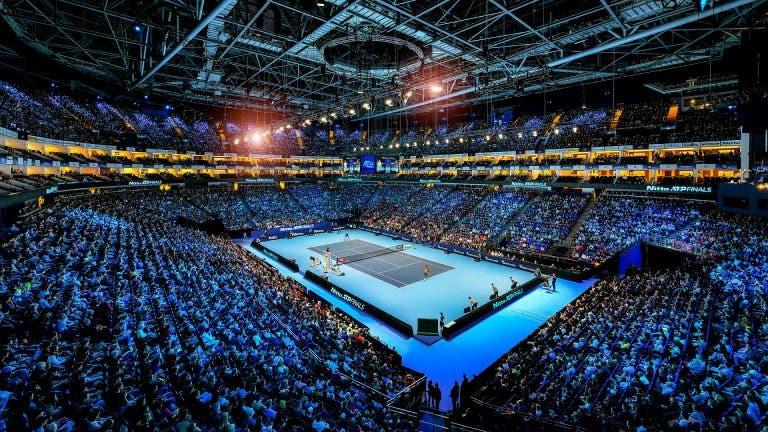 Sport TV transmite todos os encontros das ATP Finals