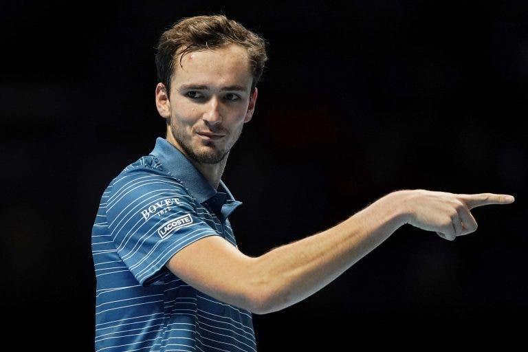 Medvedev após perder para Nadal: «Espero nunca mais ter jogos como este na minha carreira»