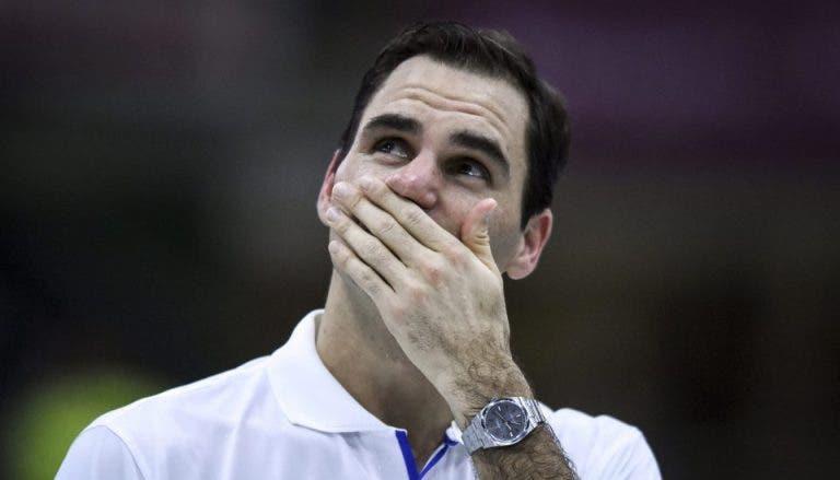 Boas notícias: diretor de Roland Garros dá novidades sobre a lesão de Federer