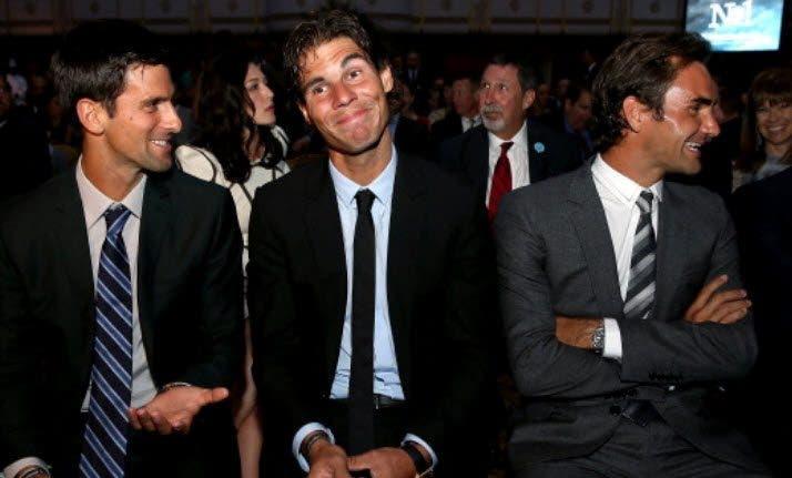 Toni Nadal dá o exemplo de Sampras para explicar o que Djokovic, Federer e Rafa têm de diferente