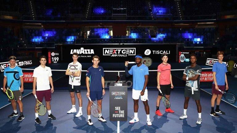 ATP NextGen Finals: Tudo o que precisa de saber