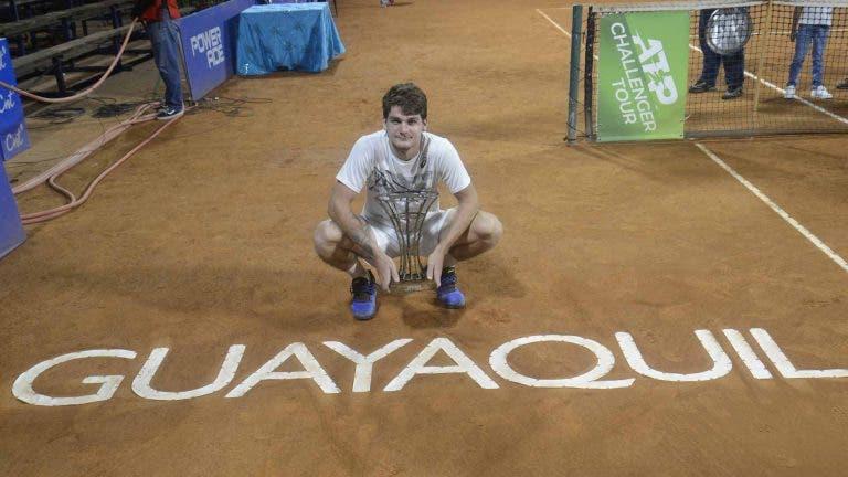 Temporada em grande para o ténis brasileiro no circuito Challenger