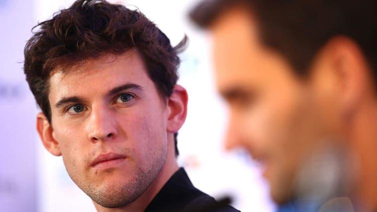 Thiem fala de Djokovic, Nadal e Federer e explica o porquê das dificuldades da NextGen em Grand Slams