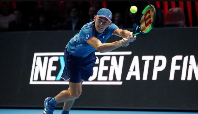 De Minaur: «Quero estar na segunda semana dos Grand Slam a jogar contra os melhores»
