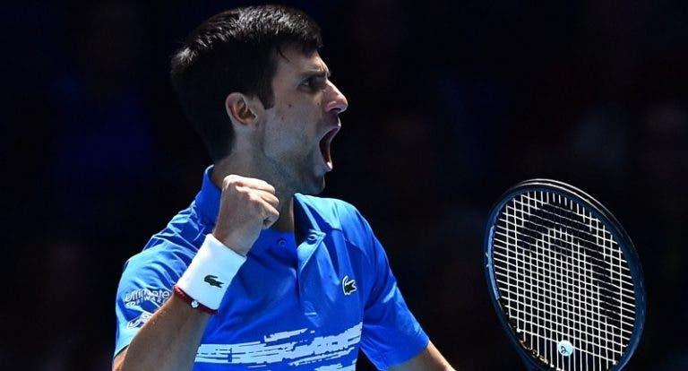 Becker: «Djokovic está na frente para vencer o Open da Austrália»