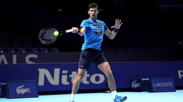 Djokovic fala da importância da família e refere: «Não sei como é que o Federer consegue fazer com 4 filhos»