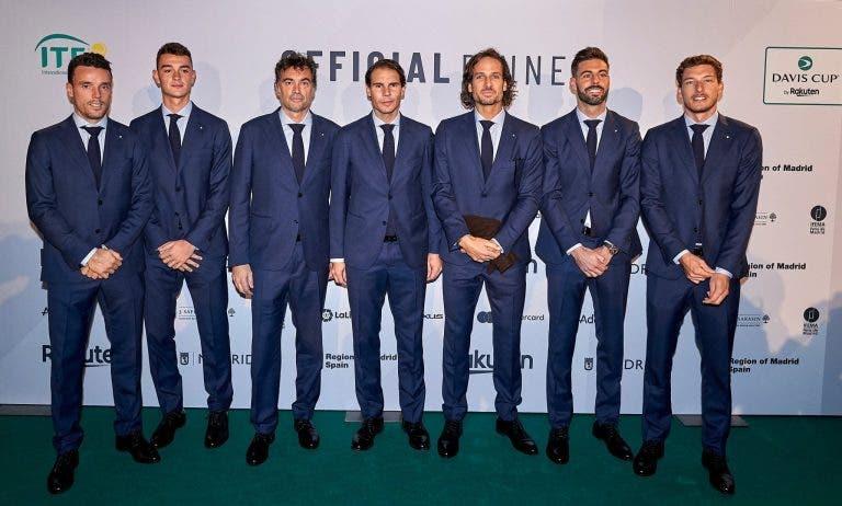 Rafael Nadal muda o 'chip' e já está em Madrid
