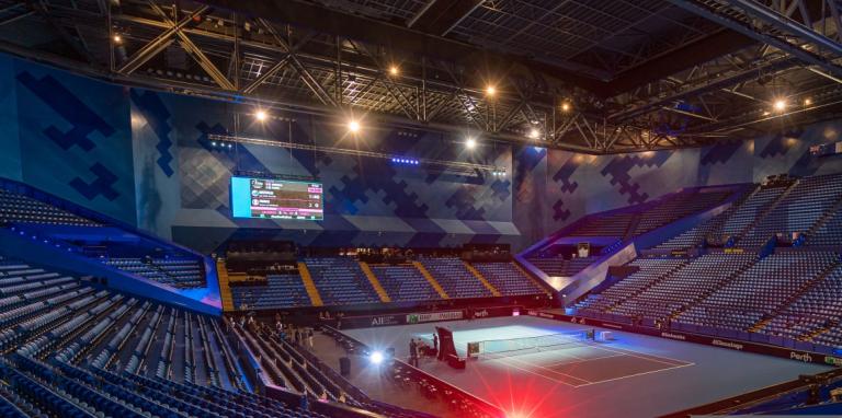 [FOTOS] O cenário fantástico para a final da Fed Cup