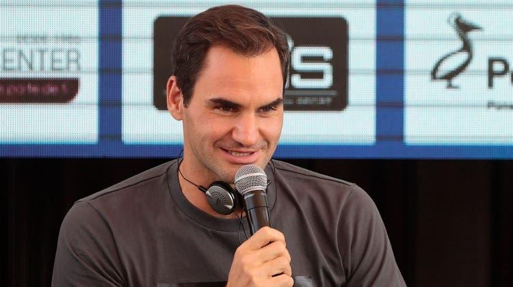 Roger Federer revela o que seria se não fosse tenista
