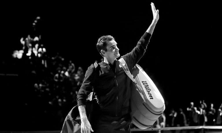 Federer: «Sinto-me bem e jovem, deve ser do corte de cabelo»