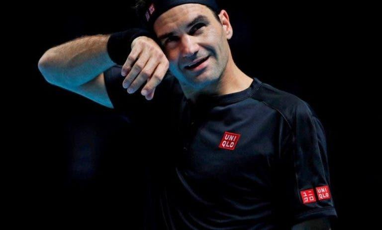 Federer iguala impressionante registo… de Martina Navratilova