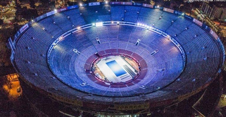 [FOTOS] Federer vai ser recebido no México por 45 mil pessoas… aqui