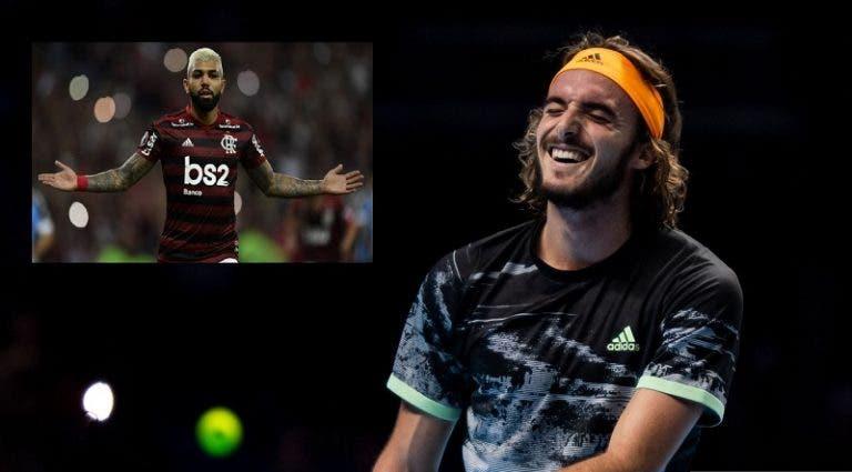 """""""Foi Gol de Gabigol"""" também… na final das ATP Finals de Londres"""