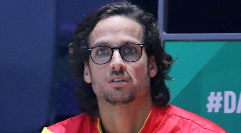 Feliciano López revela que a sua mãe apanhou o coronavírus