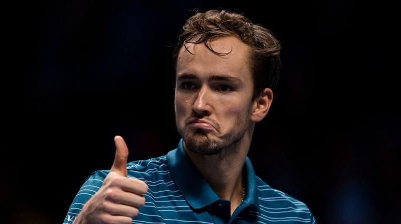 Toni Nadal manda 'boca' a Medvedev: «Triunfo dá fé sobre a queixa» - Bola Amarela