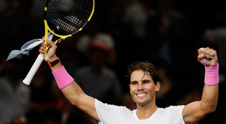 Eis o novo top 10 ATP: Nadal novamente no topo, dois máximos de carreira e um regresso