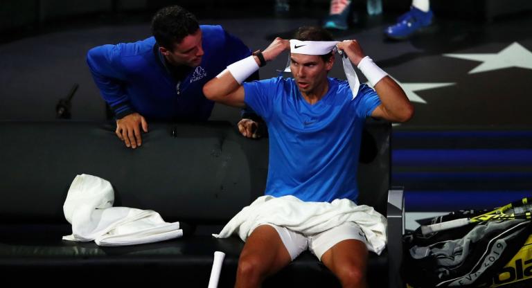Bautista Agut está pronto para substituir Nadal nas ATP Finals
