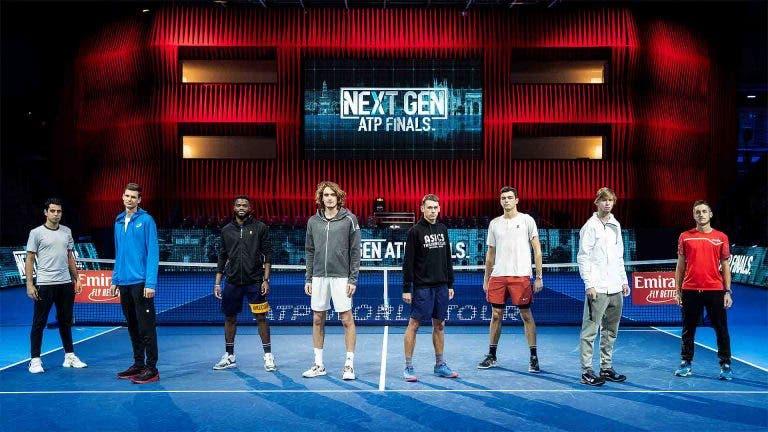 ATP NextGen Finals extinguem uma das suas regras inovadoras