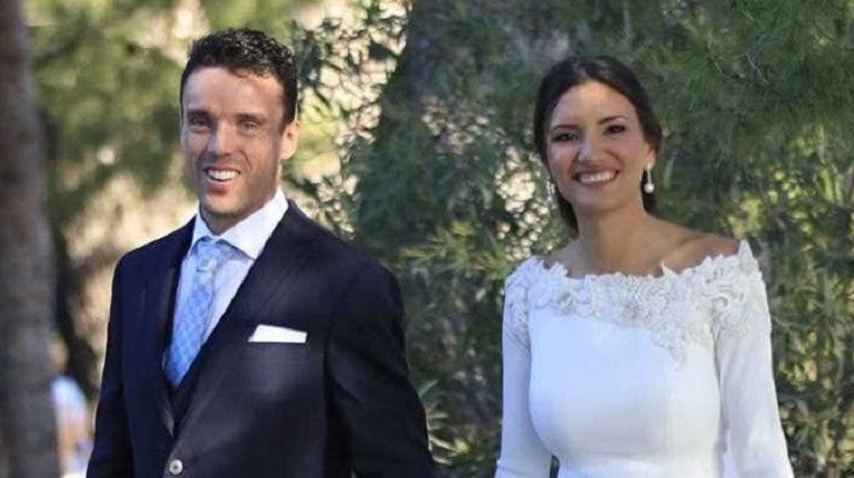 Roberto Bautista Agut casou na ressaca de uma semana cheia de emoções