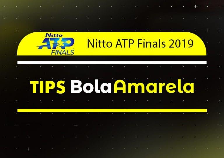 Apostas Tips Nitto ATP Finals – Dia 5 | 14/11/19