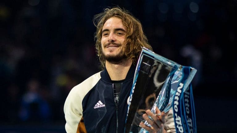 Tsitsipas e os Grand Slams: «Formato à melhor de 5 sets beneficia o Big 3»