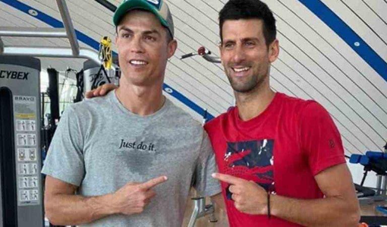Leander Paes elogia Djokovic: «Ele e CR7 são os atletas que mais investem na própria evolução»