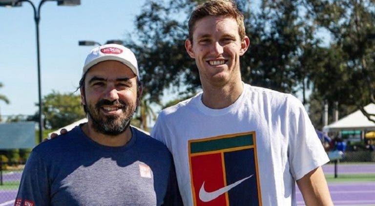 Depois de uma década com Nishikori, Bottini vai treinar Jarry
