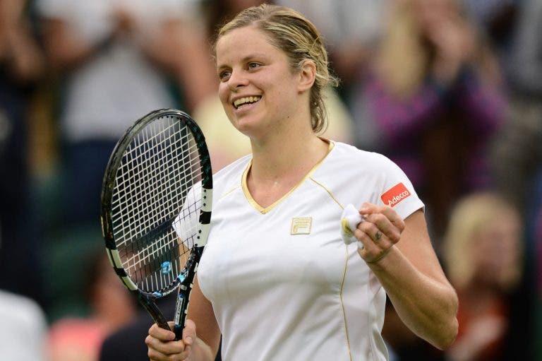 De regresso ao ténis, Kim Clijsters defronta top 10 no fortíssimo WTA do Dubai