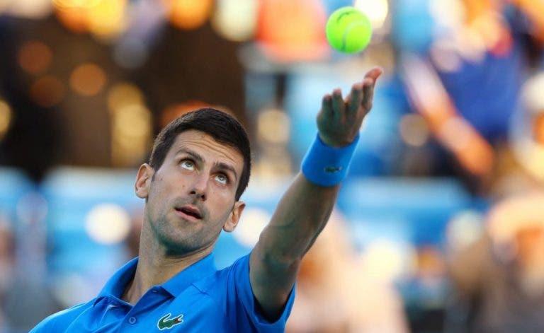 Djokovic tem revelações fortes: «Chorei muito quando era criança»