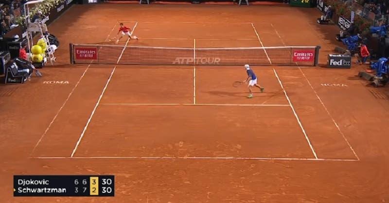 [VÍDEO] Os melhores pontos de Novak Djokovic em 2019
