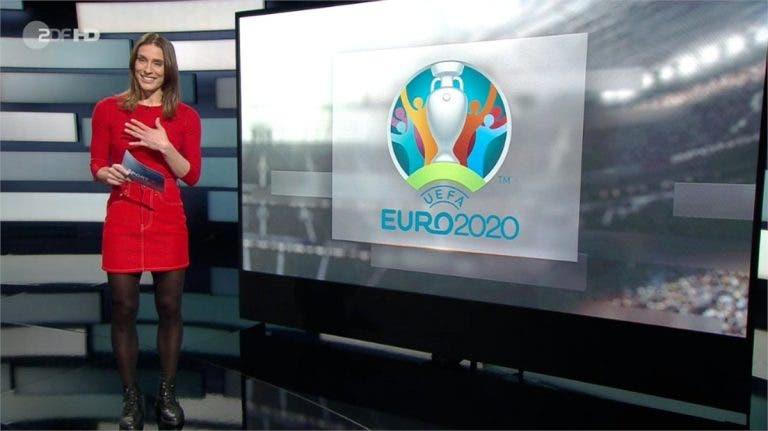 Andrea Petkovic fez a sua estreia… como apresentadora de TV